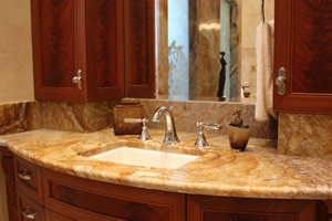 Granite Vanities and Sinks