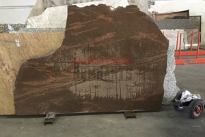 Tobacco Brown Granite 40