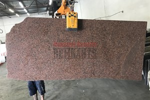 Ruby Red Granite 86