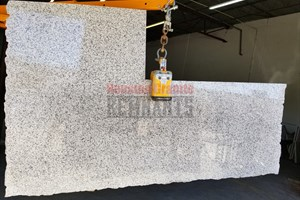 White Pearl Granite 118