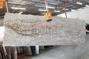 White Ice Granite 129