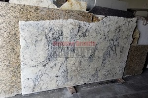 White Ice Granite 75