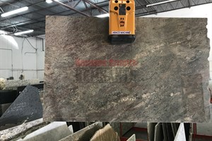 Crema Bordeaux Granite 51