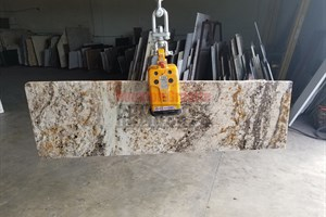 Golden Persia Leathered Granite 63
