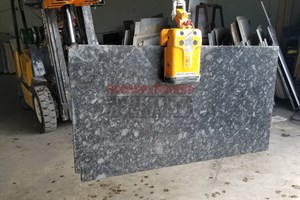 Silver Pearl Leathered Granite 54