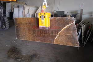 Dynasty Brown Leathered Granite 54