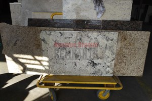 Delacatis White Granite 41