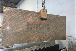 Golden Oak Granite 84
