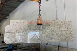 White Ice Granite 104