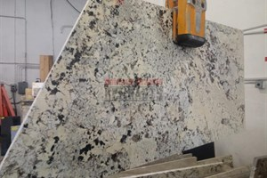White Ice Granite 58