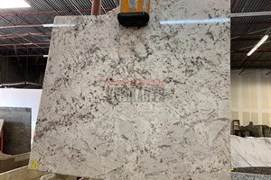 White Ice Granite 50