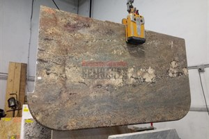 Crema Bordeaux Granite 74