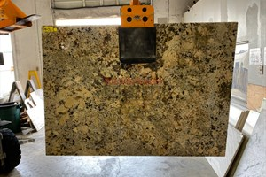 Alpine White Granite 40